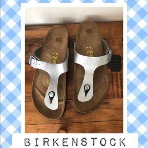 Birkenstock Thongs 💙